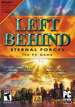 left behind - eternal forces