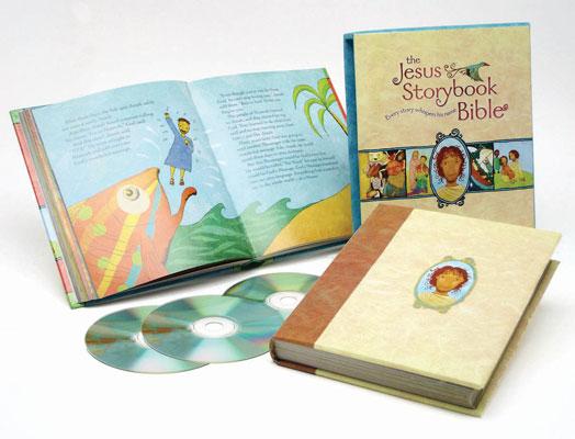 Jesus Story Book Bible DELUXE
